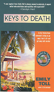 Keys to Death by Emily Toll
