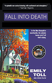 Fall Into Death by Emily Toll