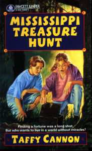 Mississippi Treasure Hunt by Taffy Cannon